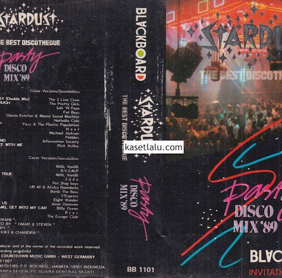 BLACKBOARD BB 1101 - STARDUST PARTY DISCO MIX '89