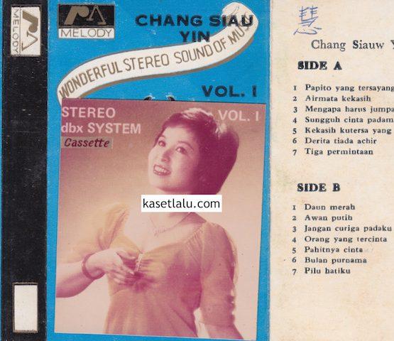 CHANG SIAO YIN VOL. 1 (NO LABEL)