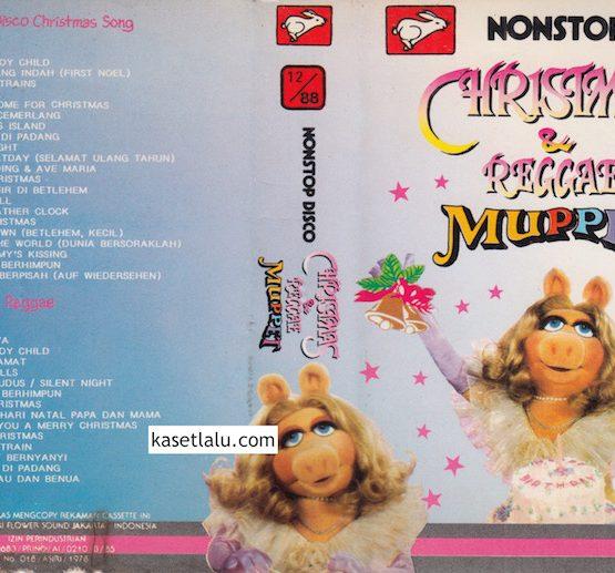 NONSTOP DISCO CHRISTMAS & REGGAE MUPPET