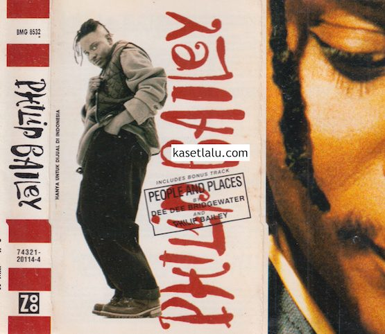 PHILIP BAILEY - PHILIP BAILEY