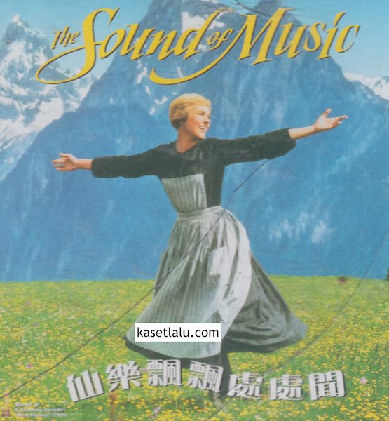 VCD - THE SOUND OF MUSIC (3 VCD)