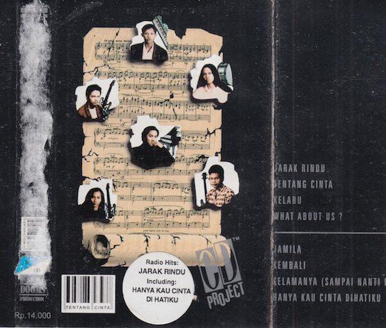 CD PROJECT - JARAK RINDU