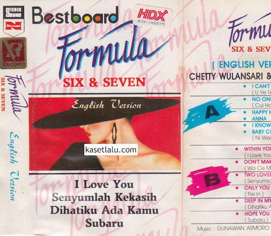 CHETTY WULANSARI & BOB OHELLO - FORMULA SIX & SEVEN (ENGLISH VERSION)