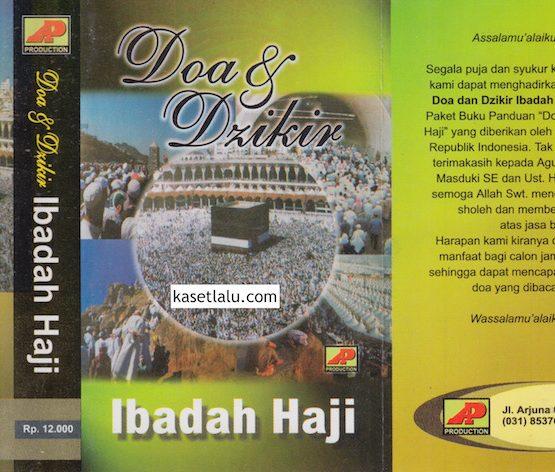 DOA & DZIKIR IBADAH HAJI