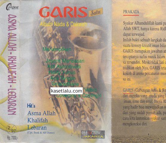 GARIS SATU - ALBUM NADA & DAKWAH - ASMA ALLAH, KHALIFAH, LEBARAN