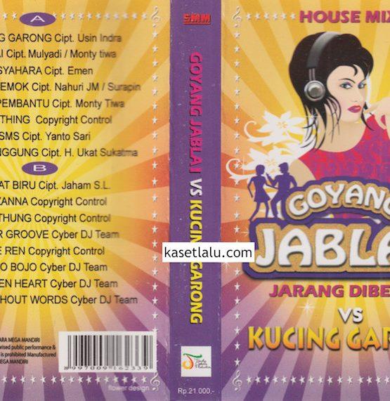 HOUSE MIX GOYANG JABLAI - JARANG DIBELAI VS KUCING GARONG