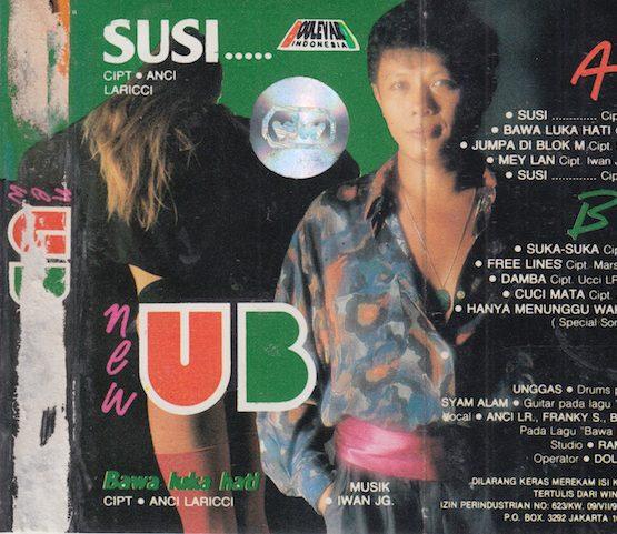 NEW UB - SUSI