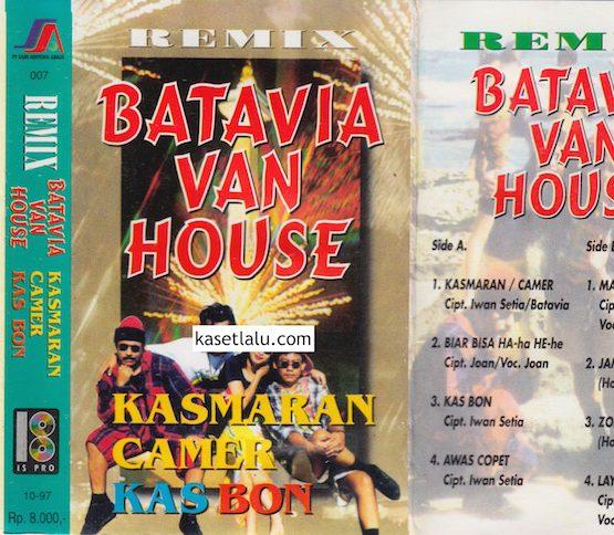REMIX BATAVIA VAN HOUSE - KASMARAN CAMER KAS BON