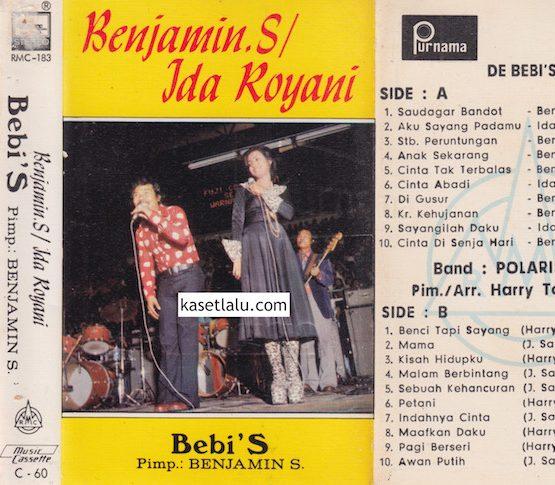 RMC-0183 - BENYAMIN S. : IDA ROYANI - BEBI'S - SAUDAGAR BANDOT