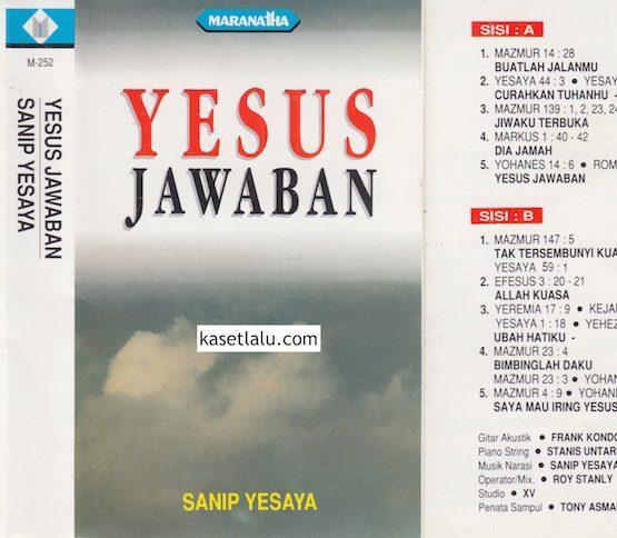 SANIP YESAYA - ALBUM ROHANI