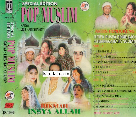 SPECIAL EDITION POP MUSLIM KARYA LIES HADI SHANDY