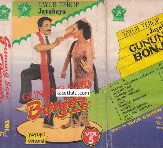 TAYUB TEROP JAYABAYA VOL. 5 - GUNUNG SARI BONJOR