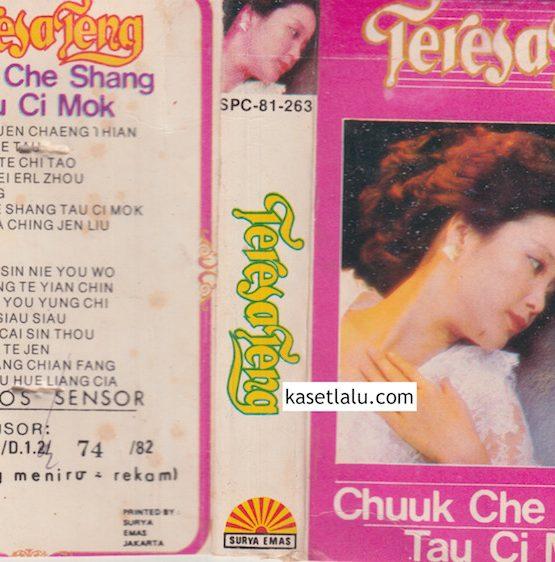 TERESA TENG - CHUUK CHE SHANG - TAU CI MOK