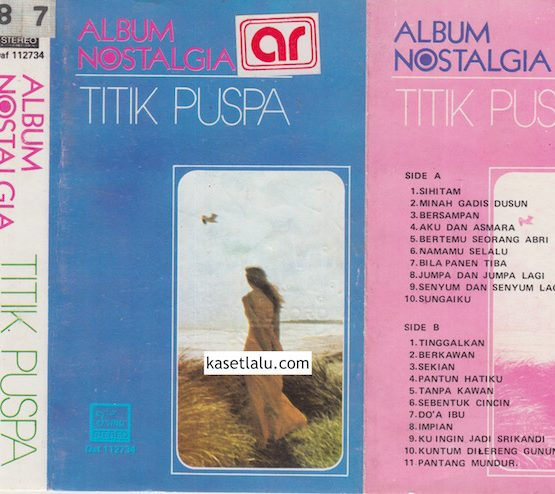 TITIK PUSPA - ALBUM NOSTALGIA