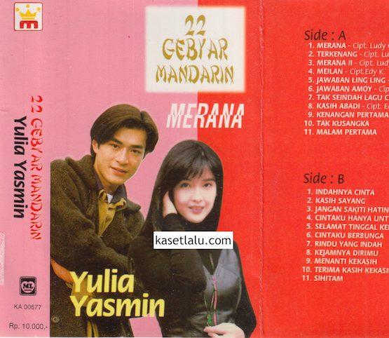 YULIA YASMIN - 22 GEBYAR MANDARIN - MERANA