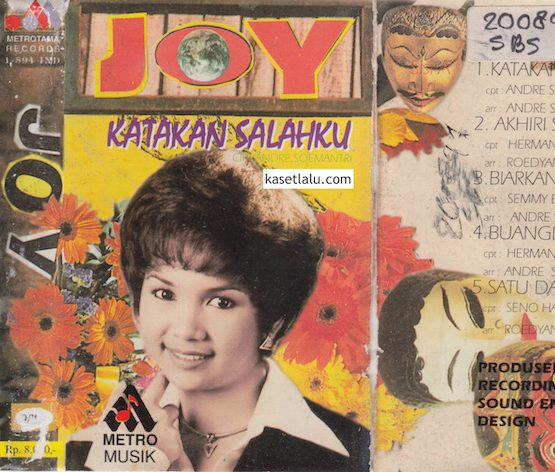 JOY TOBING - KATAKAN SALAHKU