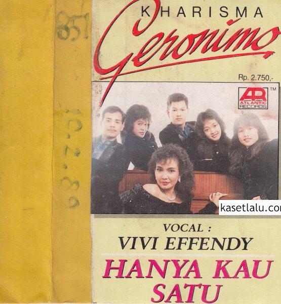 KHARISMA GERONIMO - VOCAL VIVI EFFENDY - HANYA KAU SATU