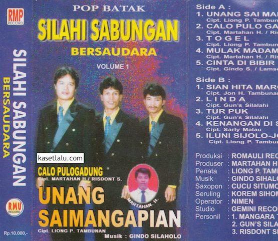 SILAHI SABUNGAN BERSAUDARA - POP BATAK UNANG SAIMANGAPIAN