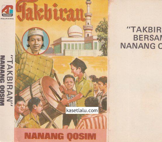 TAKBIRAN BERSAMA NANANG QOSIM