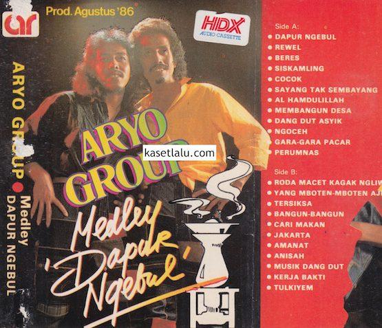 ARYO GROUP - MEDLEY DAPUR NGEBUL