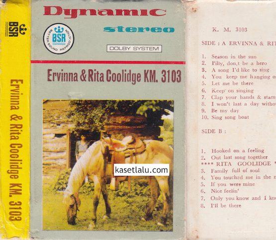 BSR KM 3103 - ERVINNA & RITA COOLIDGE