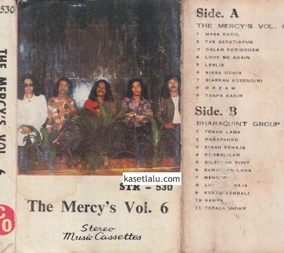 THE MERCY'S VOL. 6 (BAJAKAN LAWAS)