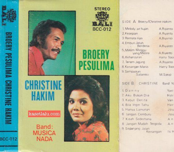 BCC-012 - BROERY PESULIMA & CHRISTINE HAKIM (BAND MUSICA NADA)