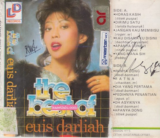 EUIS DARLIAH - THE BEST OF