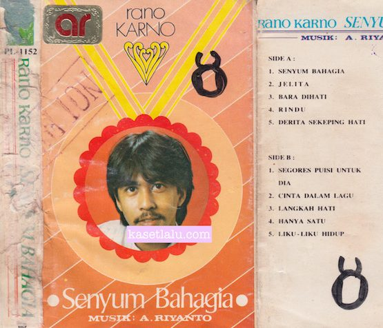 PL-1152 - RANO KARNO - SENYUM BAHAGIA