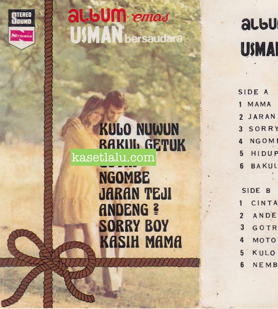 USMAN BERSAUDARA - ALBUM EMAS