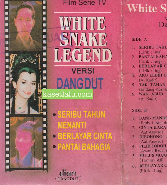 WHITE SNAKE LEGEND VERSI DANGDUT