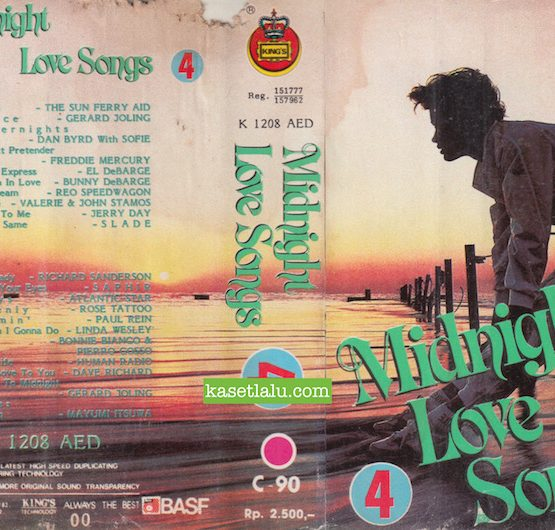 KING'S K 1208 AED - MIDNIGHT LOVE SONGS 4