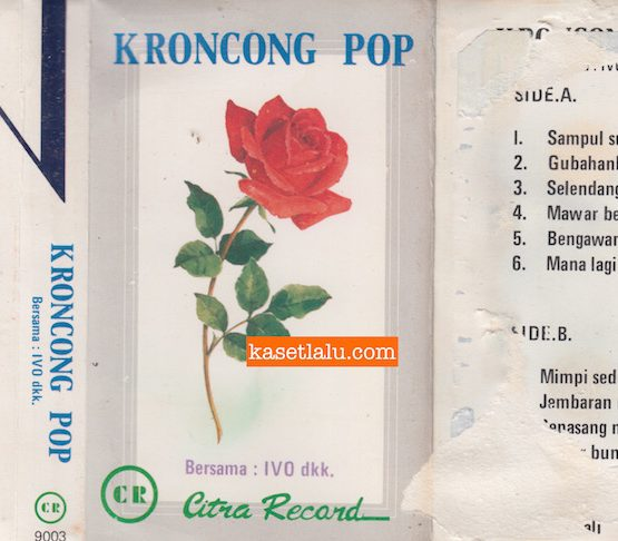 KRONCONG POP BERSAMA IVO DKK