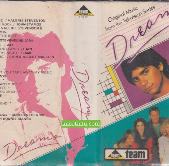 TEAM T 3912 - ORIGINAL MUSIC FROM THE TELEVISION SERIES - DREAMS