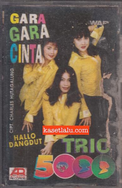 TRIO 5000 - GARA GARA CINTA (COVER HANCUR)