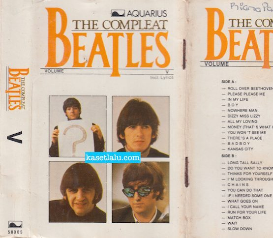 AQUARIUS 58005 - THE COMPLEAT BEATLES