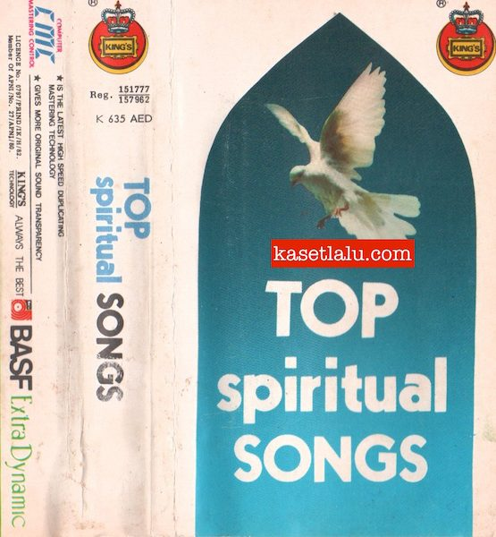 KING'S K 635 AED - TOP SPIRITUAL SONGS