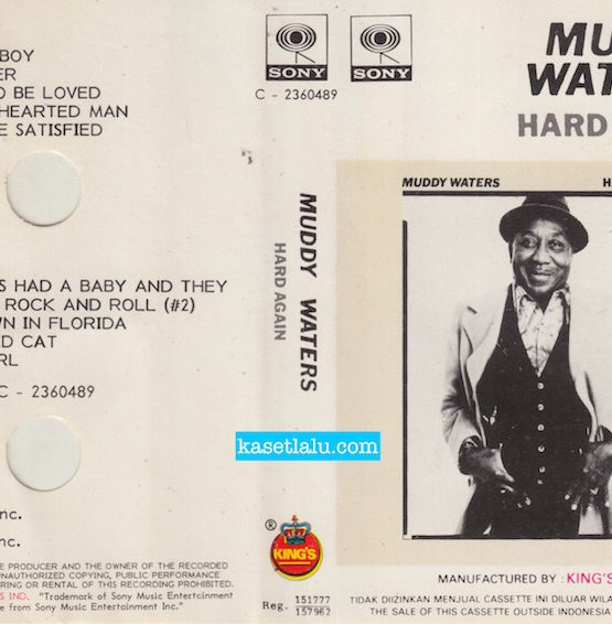 KING'S - MUDDY WATERS - HARD AGAIN