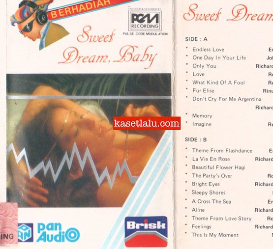 PAN AUDIO PB 011 - SWEET DREAM BABY
