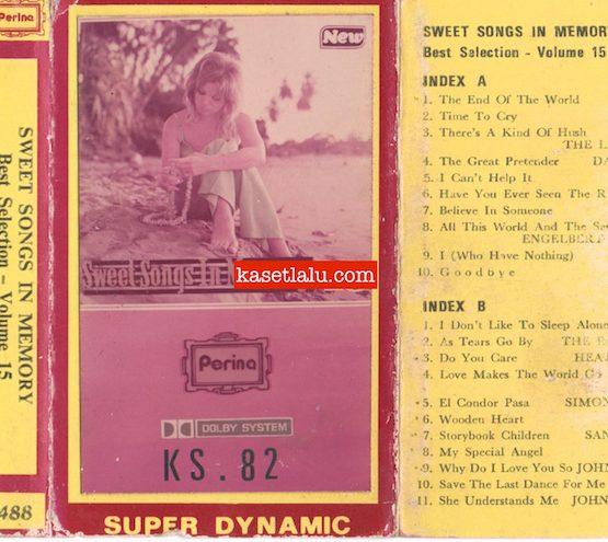 PERINA 488 - SWEET SONGS IN MEMORY VOLUME 15