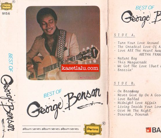 PERINA 9156 - BEST OF GEORGE BENSON