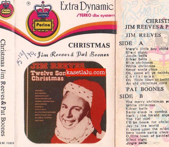 PERINA - CHRISTMAS JIM REEVES & PAT BOONES