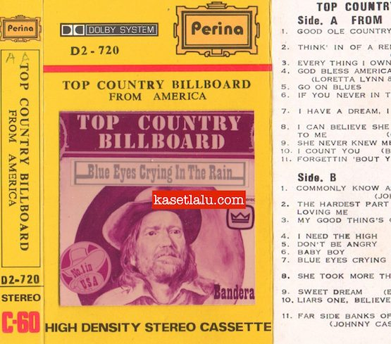 PERINA D2-720 - TOP COUNTRY BILLBOARD FROM AMERICA