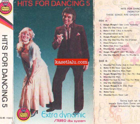PERINA - HITS FOR DANCING 5