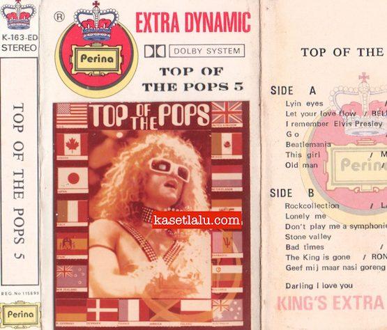 PERINA K 163 ED - TOP OF THE POPS 5