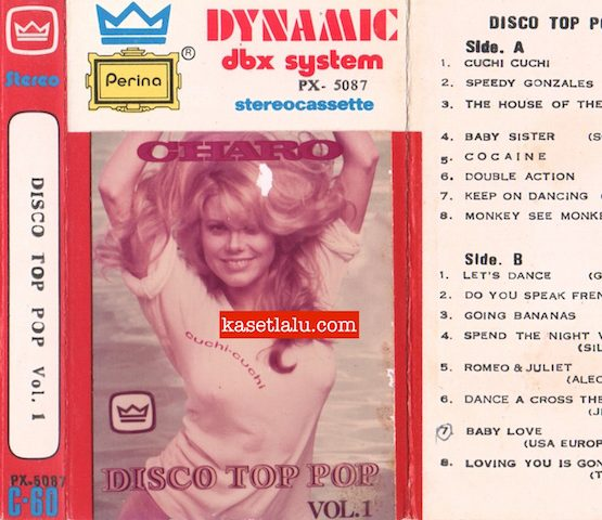 PX 5087 - DISCO TOP POP VOL. 1