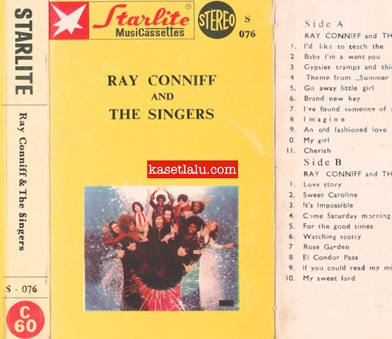 STARLITE S-076 - RAY CONNIFF & THE SINGERS
