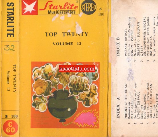 STARLITE S-180 - TOP TWENTY VOLUME 13