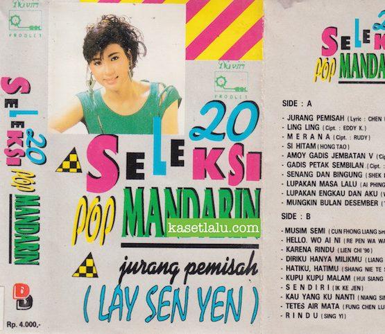 20 SELEKSI POP MANDARIN - JURANG PEMISAH (LAY SEN YEN)