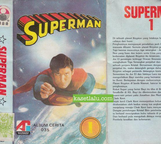 ALBUM CERITA 035 - SUPERMAN 1